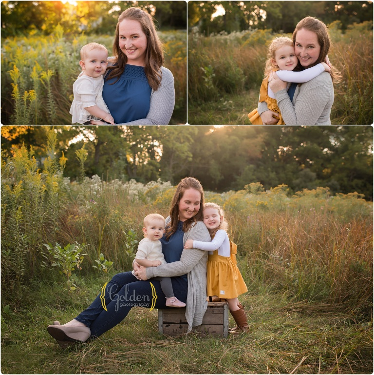 outdoor family photographer long grove il