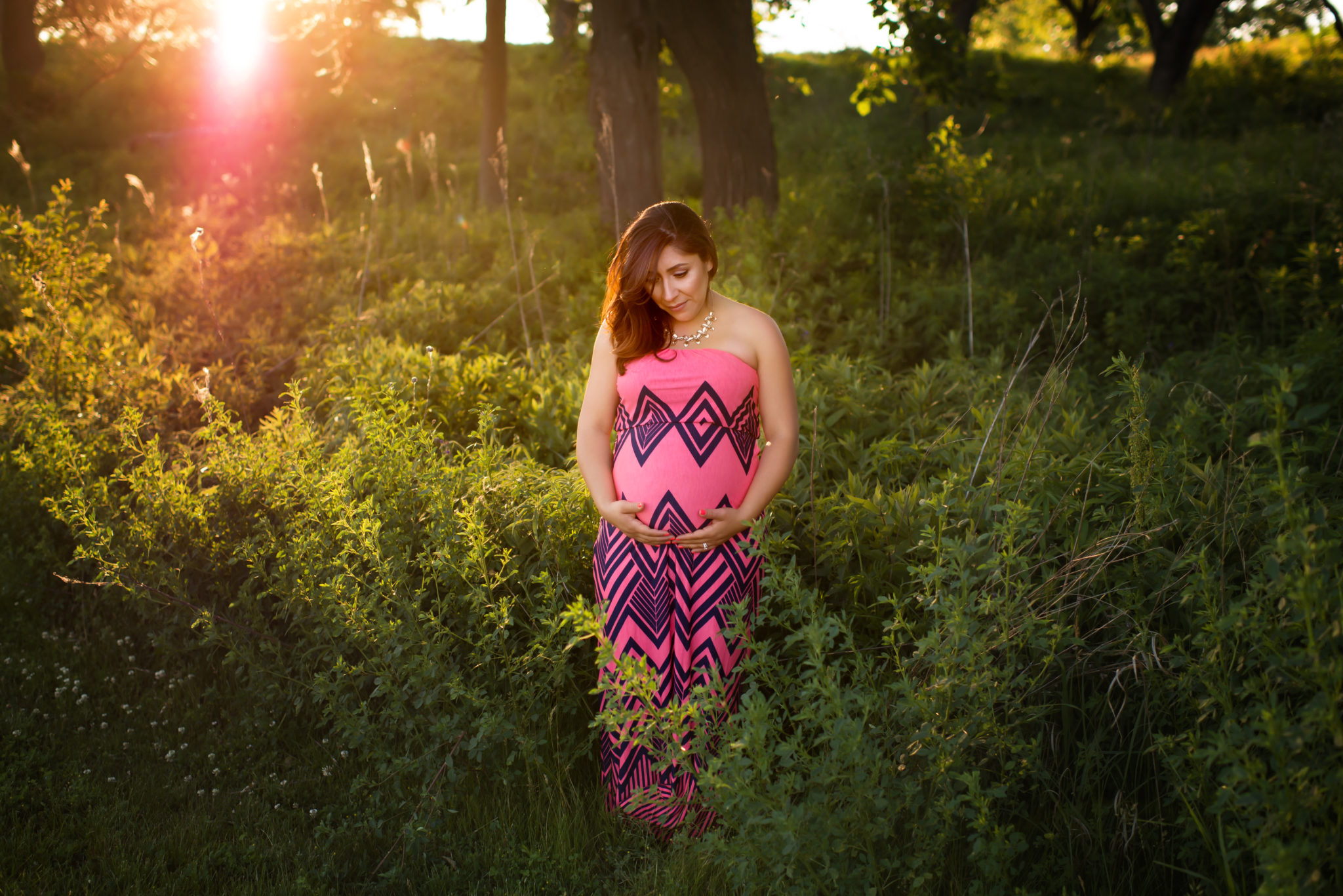 Lake County IL maternity photographer