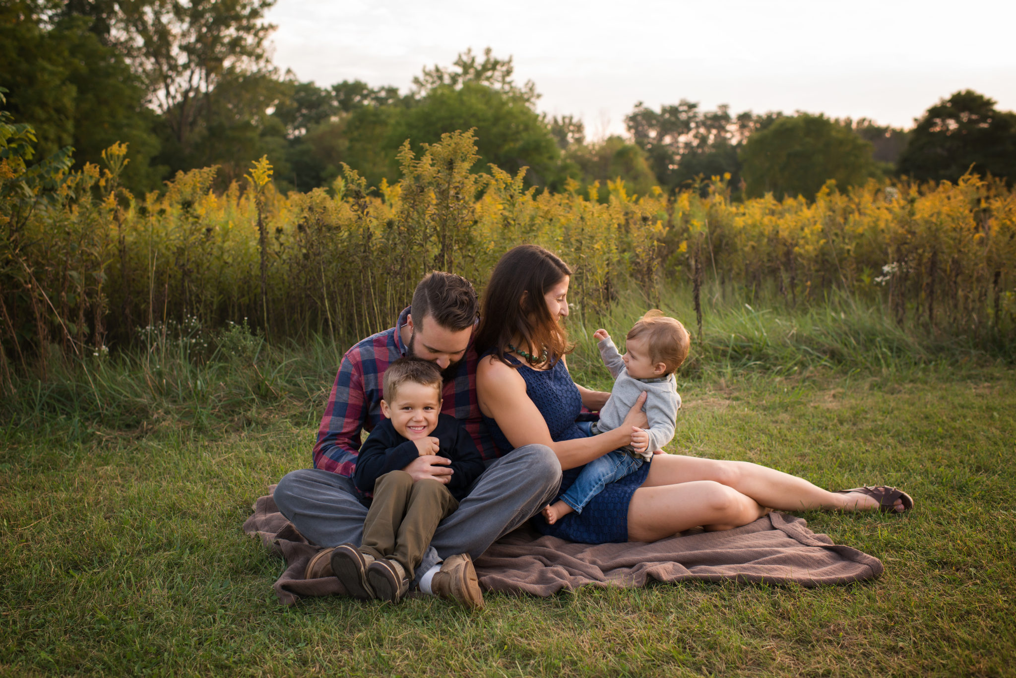 Kildeer family photographer
