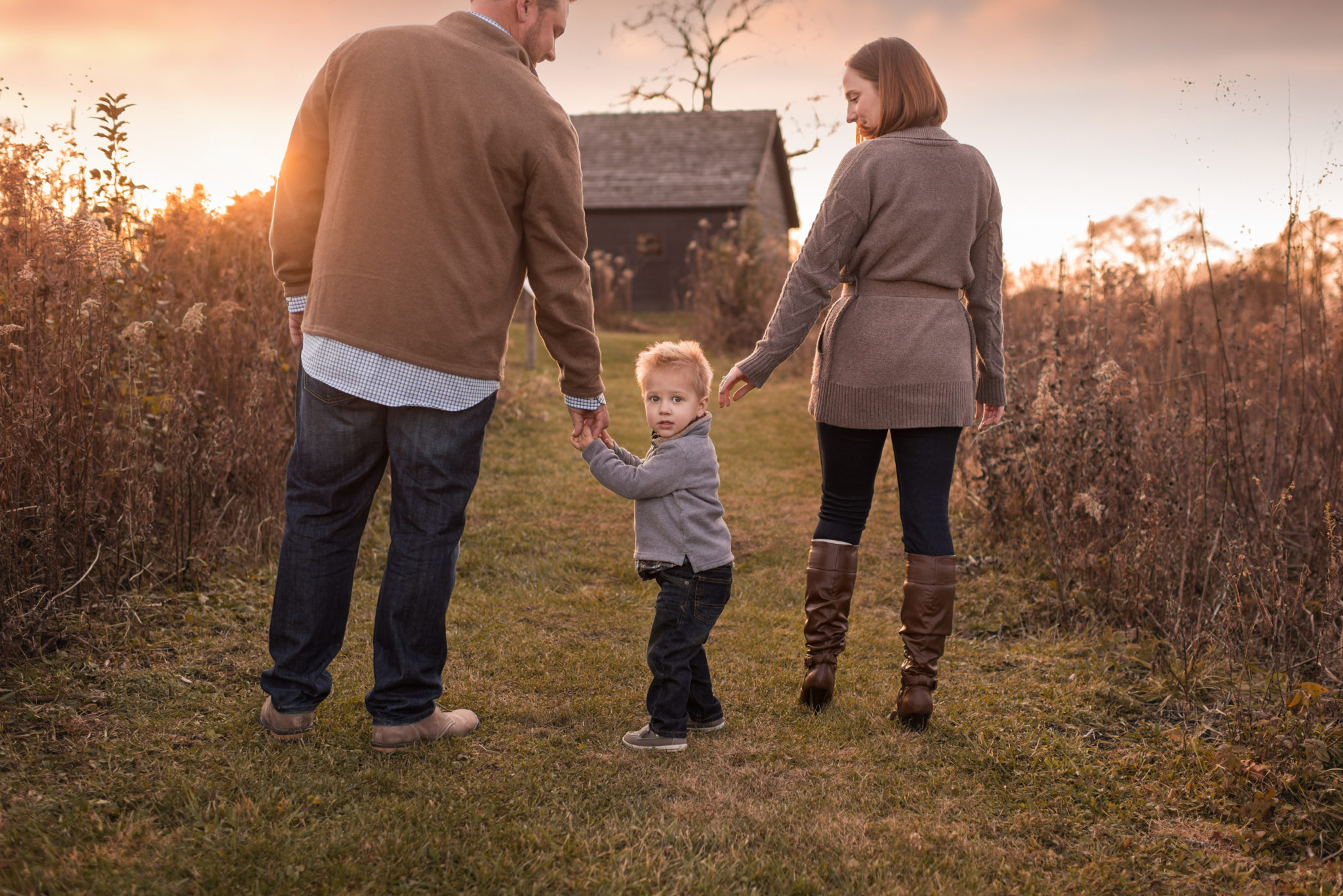Vehe Barn family photographer